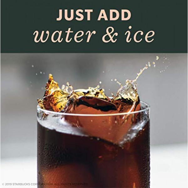 Starbucks Coffee Cold Brew Concentrate 2 Bottles Of 32 Fl Oz Net...