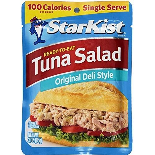 StarKist Ready to Eat Tuna Salad Original Deli Style Chunk Light...