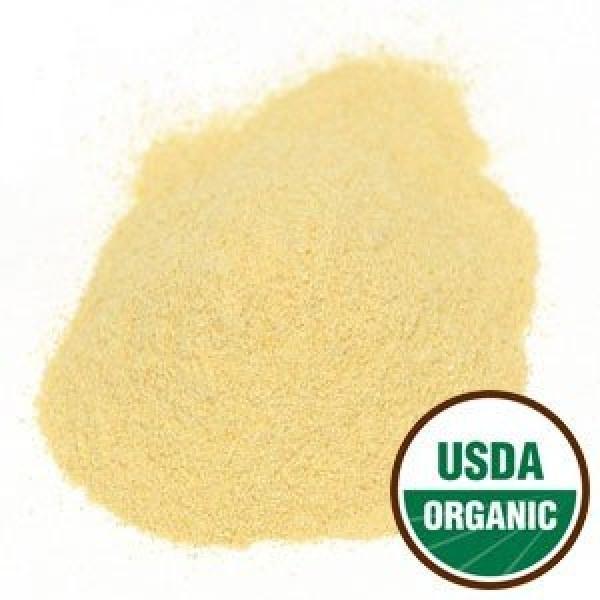 Orange Peel Powder Organic - Citrus sinensis, 1 lb,Starwest Bot...