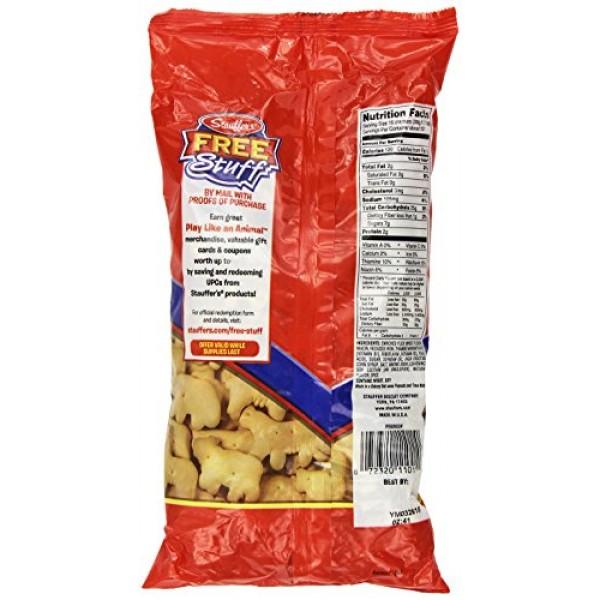 Stauffers Animal Crackers 10-14.5oz Bag