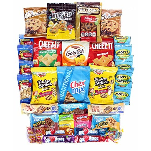 Cookies Chips & Candies Variety Pack Bundle Assortment Includes ...