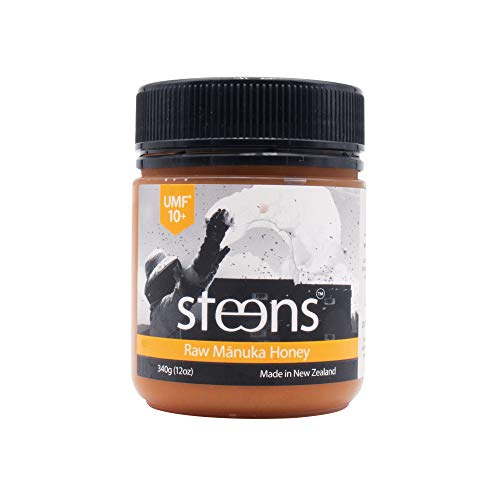 Steens Manuka Honey UMF 10 MGO 263 12 Ounce jar | Pure Raw Unp...