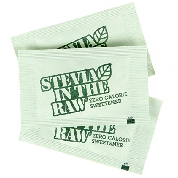 Stevia in the Raw Sweetener Packets, 1500 Count