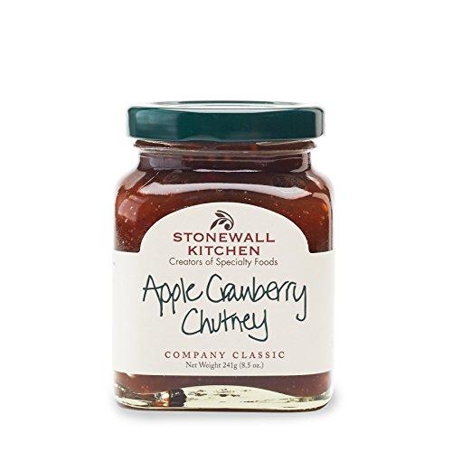 Stonewall Kitchen Apple Cranberry Chutney, 8.5-Ounces