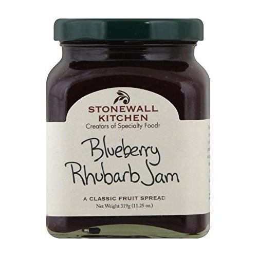 Stonewall Kitchen Jam Blueberry Rhubarb, 11.25 fl oz