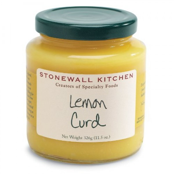 Stonewall Kitchen Lemon Curd, 11.5 Ounce