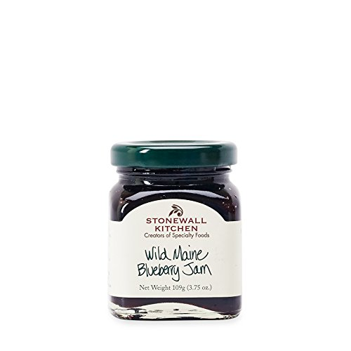 Stonewall Kitchen Mini Wild Maine Blueberry Jam Jars - 3.75 oz