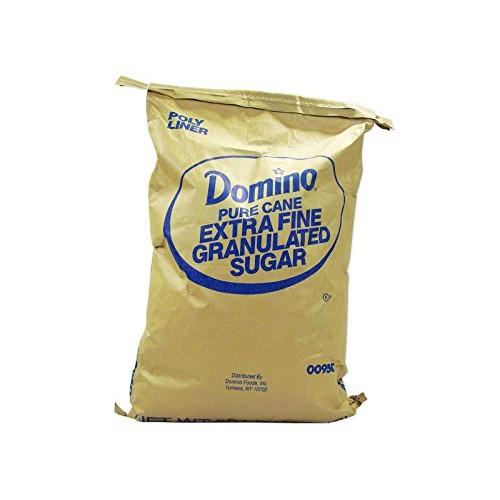 Domino Granulated Sugar, 50 Pound Bag -- 1 each.