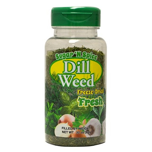 Freeze-Dried Dill Weed