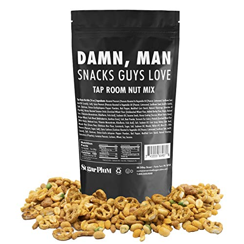 Beer Nuts, Spicy Snack, Party Mix - Includes Spicy Cashews, Roas...
