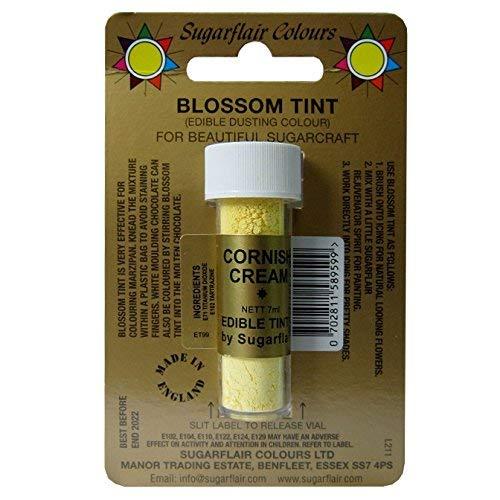 Sugarflair Blosom Tint Edible Dusting Powder - Cornish Cream