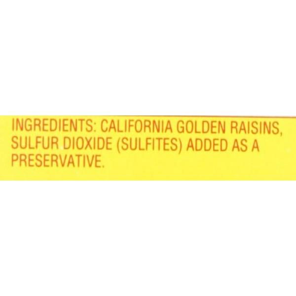 Sun Maid California Golden Raisins, 15-Ounce Boxes Pack of 6