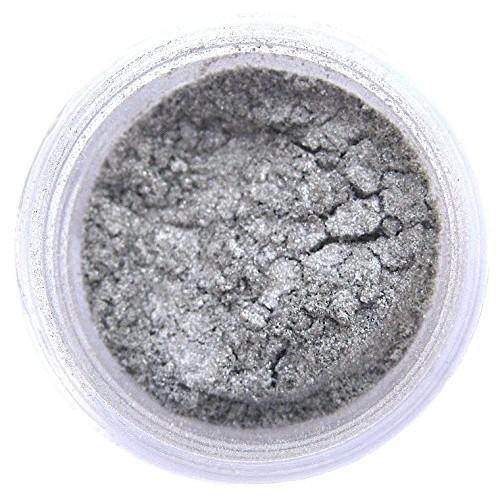 Nu Silver Edible Luster Dust | Edible Powder & Dust | Food Grade...