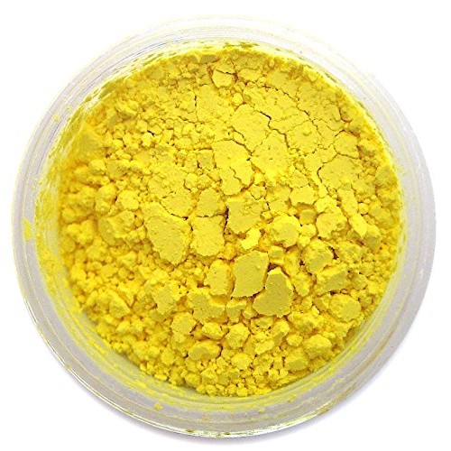 Daffodil Petal Dust, 4 gram container