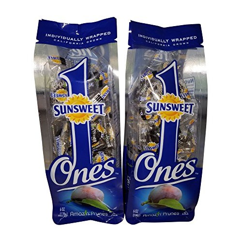 Sunsweet Gold Label Ones Super Select California Individually Wr...