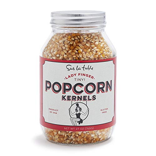 Sur La Table Ladyfinger Popcorn Jar
