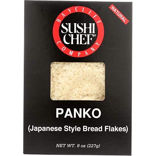 StarSun Depot Panko Japanese Style Bread Flakes, 8 oz