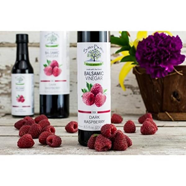 Sutter Buttes Balsamic Vinegar – Dark Raspberry Infused 250ml b...