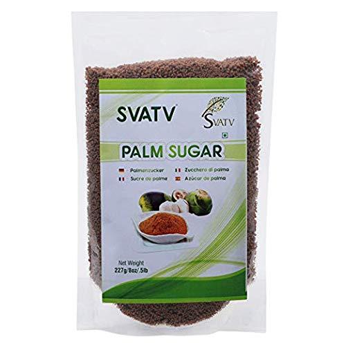 SVATV - Palm Sugar :: 227g :: Made in India