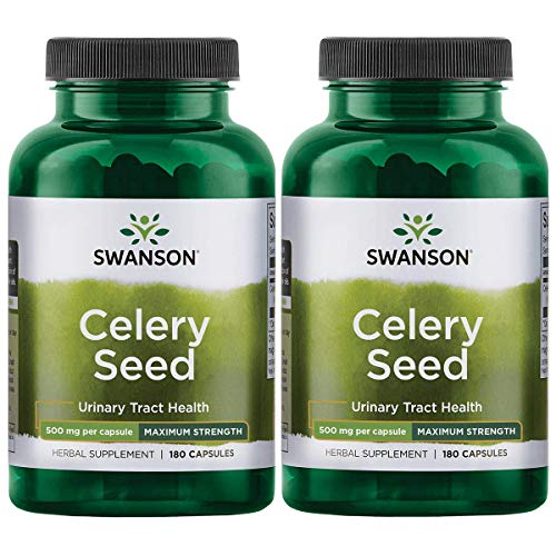 Swanson Celery Seed Extract Cellery Urinary Health Antioxidant...