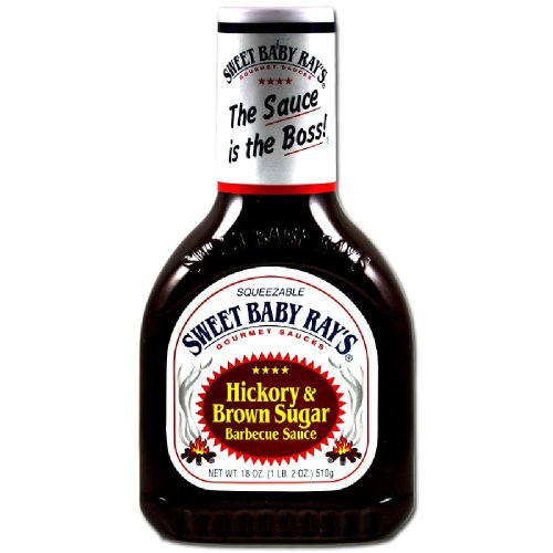 Sweet Baby Rays Barbecue Sauce - Hickory & Brown Sugar - Net Wt...