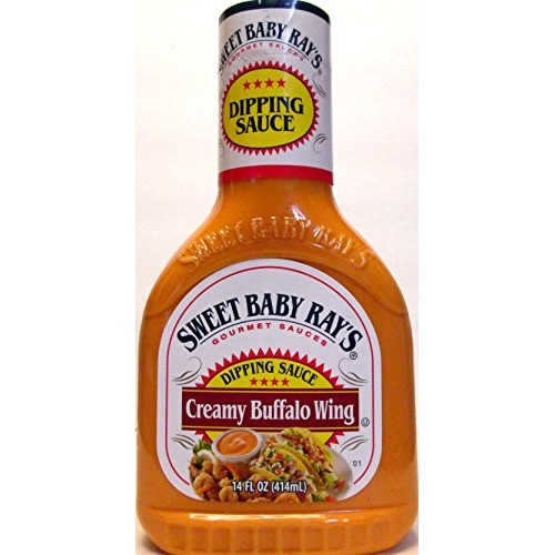 Sweet Baby Rays Creamy Buffalo Wing Dipping Sauce Pack of 3 1...
