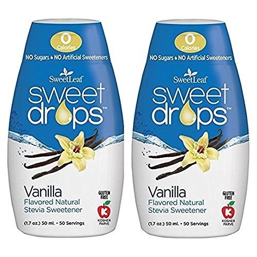 Sweet Leaf Sweet Drops Vanilla Flavor, 1.7 Fluid Ounce