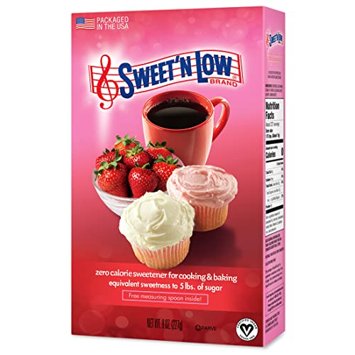 SweetN Low, 8-Ounce Bulk Box (12 Count)