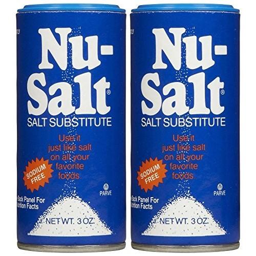 Sweet N Low Nu-Salt, 3 oz, 6 pk
