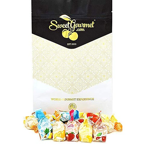 Arcor Assorted Filled Fruit BonBons bulk hard candy assorted fru...