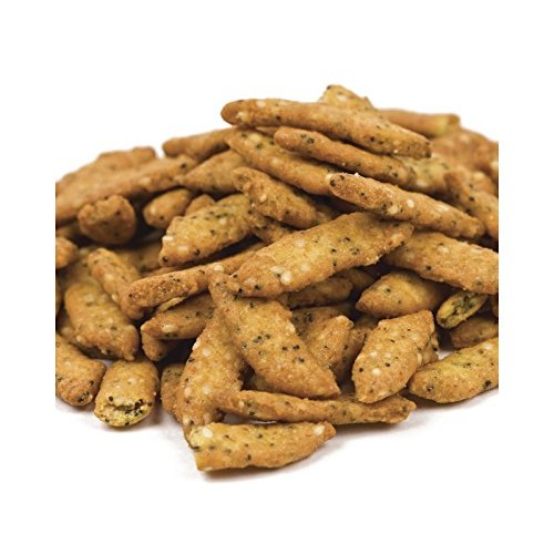 SweetGourmet Sesame Sticks - Healthy Snack - 3Lb Everything