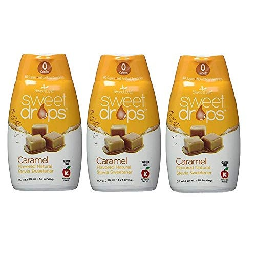 Sweet Drops Caramel Pack of 3