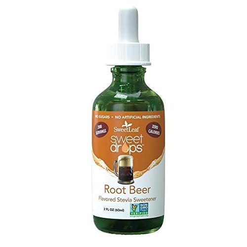 Sweetleaf Stevia Clear Liquid Root Beer
