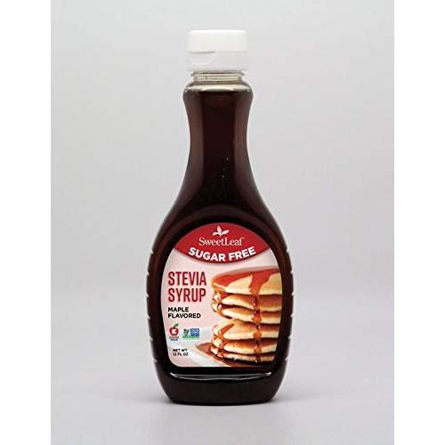 SweetLeaf Stevia Syrup Maple, 12 Fl. Oz