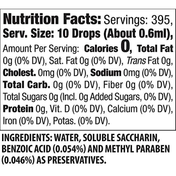 Sweet N Low Zero Calorie Sweetner - Case of 3000 Packets