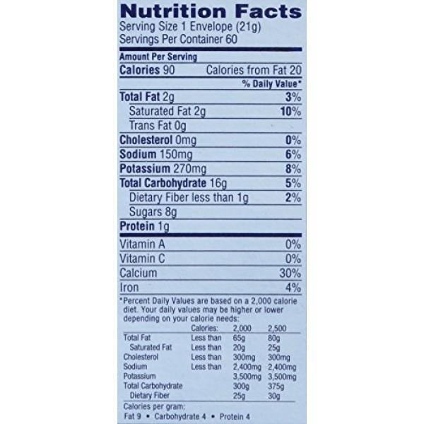 Hot Cocoa Mix, Regular, 1.38 Ounce Packet, 50 Packets/Box