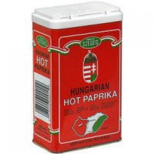 Szeged Hungarian Hot Paprika 113 Gram / 4 Ounce