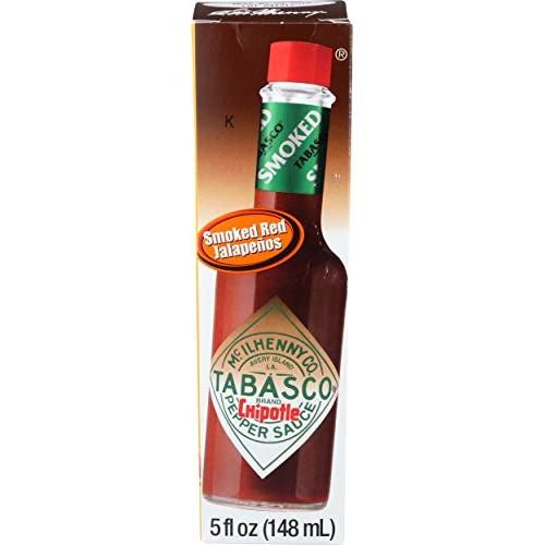 Tabasco, Chipotle Pepper Sauce, 5 Fl Oz