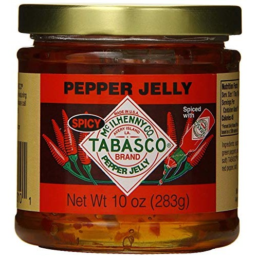 TABASCO JELLY PEPPER SPICY 3 Pack