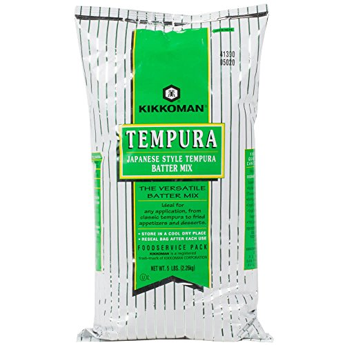 5 lb. Japanese Style Tempura Batter Mix By TableTop King