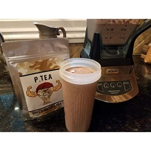 Matcha Green Tea, 3oz Matcha Powder per package, Organic, Rich i...