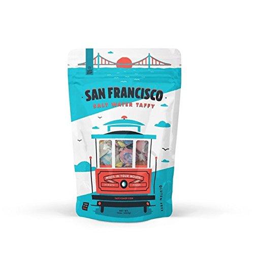 San Francisco Salt Water Taffy