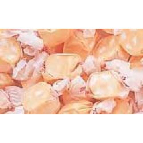 Tangerine Gourmet Salt Water Taffy 5 Pound Bag Bulk
