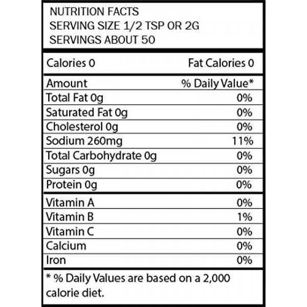 Takii Umami Powder By Fifth Foods - 3.5 ounce bag 6 -Pack
