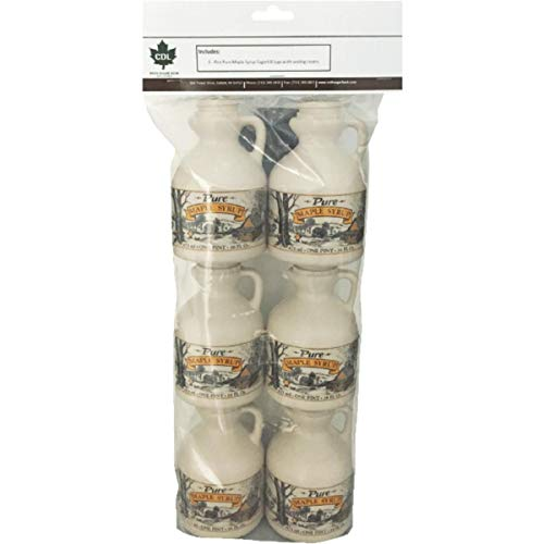 Tap My Trees Maple Sugaring Plastic Syrup Jug 6-Pack