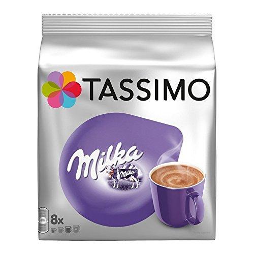 Tassimo Milka Chocolate 8 servings