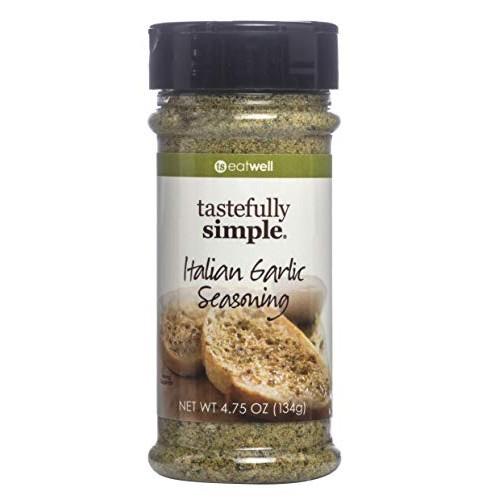 Tastefully Simple Italian Garlic Seasoning