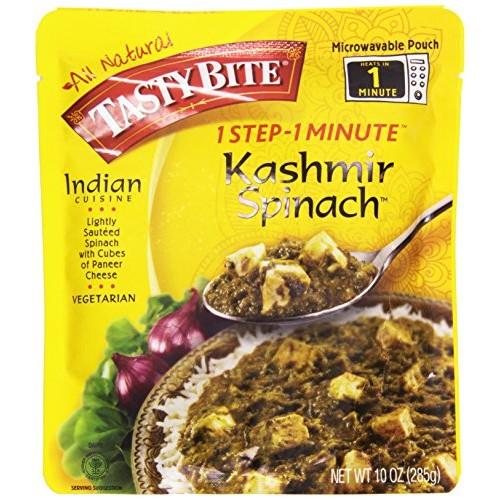 Tasty Bite Kashmir Spinach, 10 oz