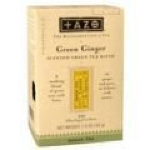Tazo Tea 25795-6pack Tazo Tea Ginger Green Tea - 6x20 bag by TAZO