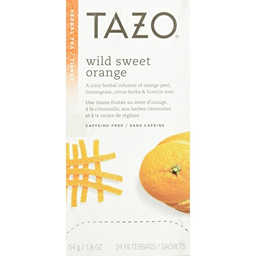 Tazo0174; Wild Sweet Orange Tea, Filter Bags 24-pc.